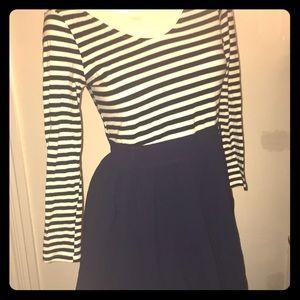ModCloth mini sailor dress pinup rockabilly
